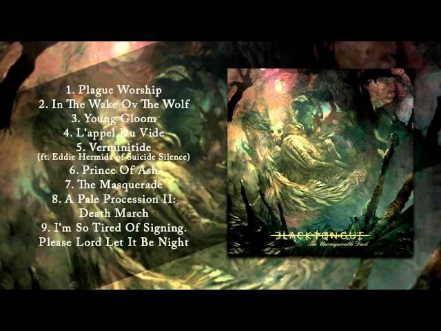 Black Tongue - The Unconquerable Dark (Album 2015)