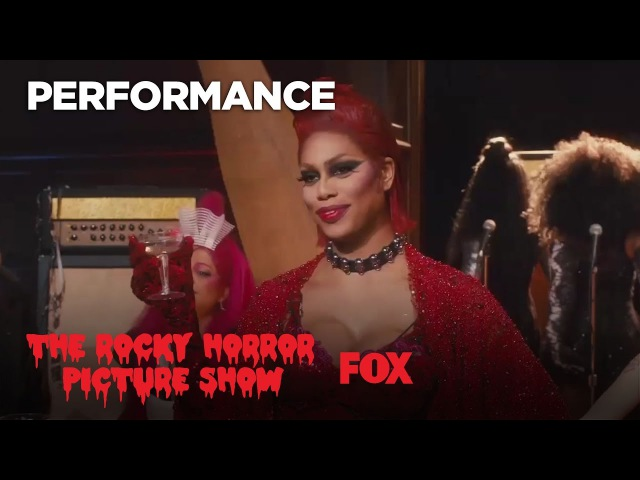Sweet Transvestite ft. Laverne Cox | THE ROCKY HORROR PICTURE SHOW