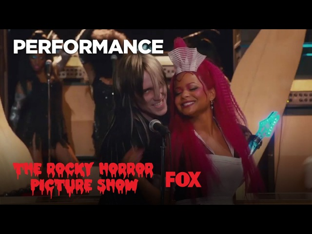 Time Warp ft. Christina Milian Reeve Carney | THE ROCKY HORROR PICTURE SHOW
