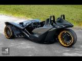5 Crazy Amazing Vehicles