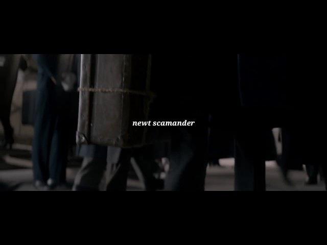 Fantastic Beasts And Where To Find Them: Newt Scamander and Tina Goldstein || All of me » Freewka.com - Смотреть онлайн в хорощем качестве