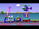 Lehrreicher Zeichentrickfilm - Zeem Zoom Cartoon - Die Zahlen 1 bis 10