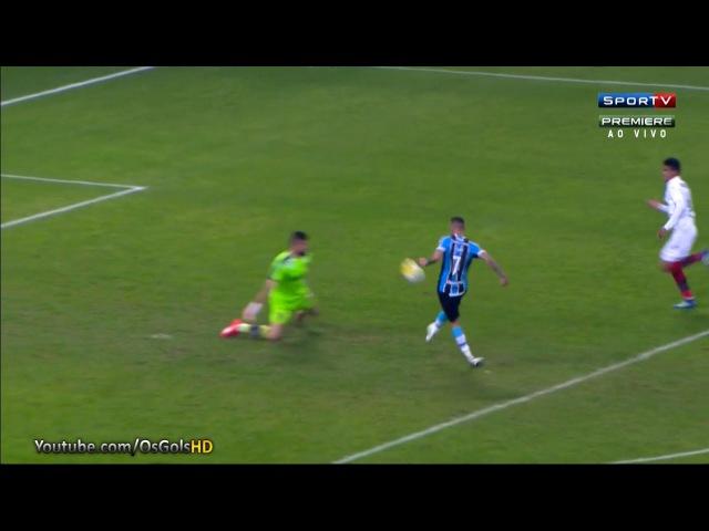 Gol Perdido Por Luan! Grêmio 1 x 2 Vitória - Brasileirão 23/06/2016 [HD]
