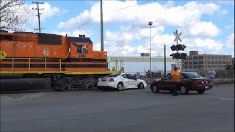 TRRS 335: Marquette Rail Z151 Chase & 11th Street Wreck