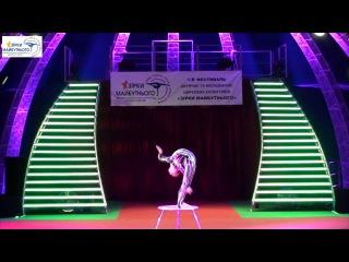 «Звезды Будущего 2014» - «Пластический этюд на столе», Народный коллектив «Алле-Ап...