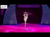 Звезды Будущего 2014 - Гимнастка в кольце Ностальгия, цирковая студия Каскад ...