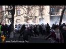 Наказали полицаев поганых вот до чего довели народ В РФ если ничего не улучшится будет так же