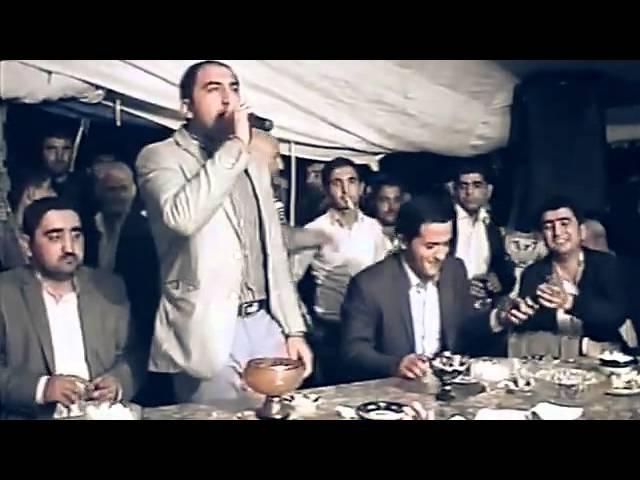 ƏCƏB QƏŞƏNGSƏN SƏNİ DOVŞAN YESİN (Aydin, Resad, Vuqar, Orxan, Perviz) Meyxana 2012