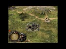 LOTR The Battle For Middle Earth : Creeping a Wargs lair with 2 Orcs Gollum Eye