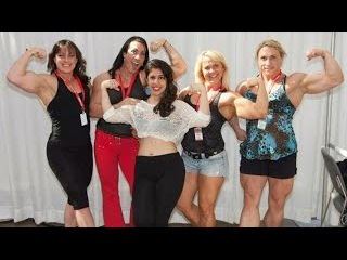 FBB! Collection Muscle women! Collection Female Bodybuilding! IFBB Pro  Girl Muscles! female biceps