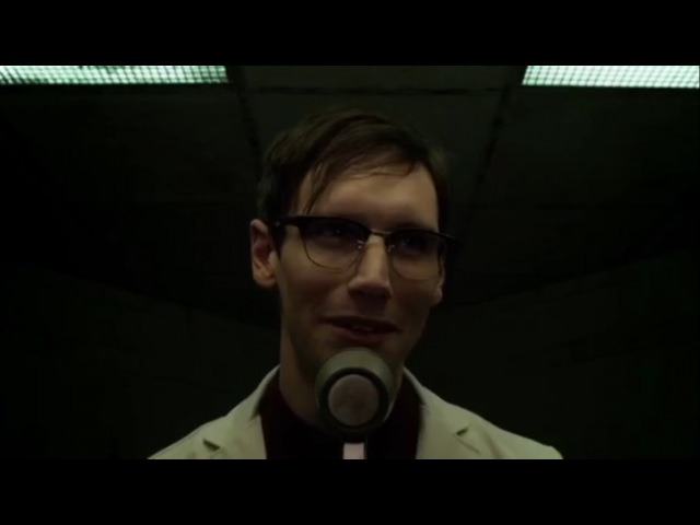 Gotham 2x21 | Edward Nygma has some fun in Arkham