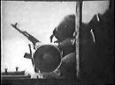 Unidd Popular Visita de Fidel Castro a Chile. Salvador Allende disparando su AK-47 1971