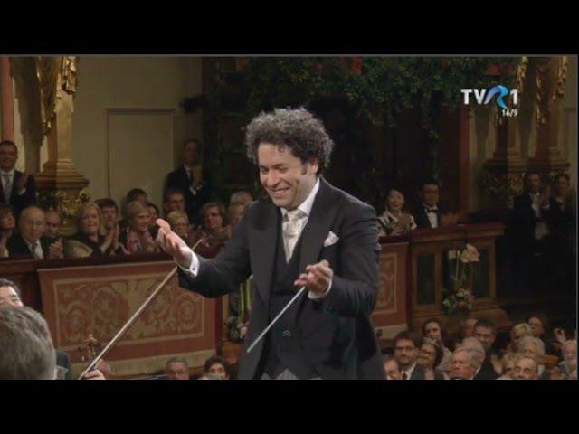 Orchestra Filarmonică din Viena condusă de Gustavo Dudamel - 1001 de nopţi (2017)