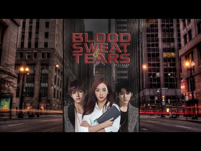 Blood Sweat Tears - Wattpad Trailer (BTS BLACKPINK Fanfiction)