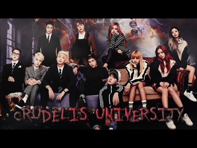Crudelis University (wattpad trailer)