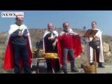 Armenian pagans celebrate Trndez