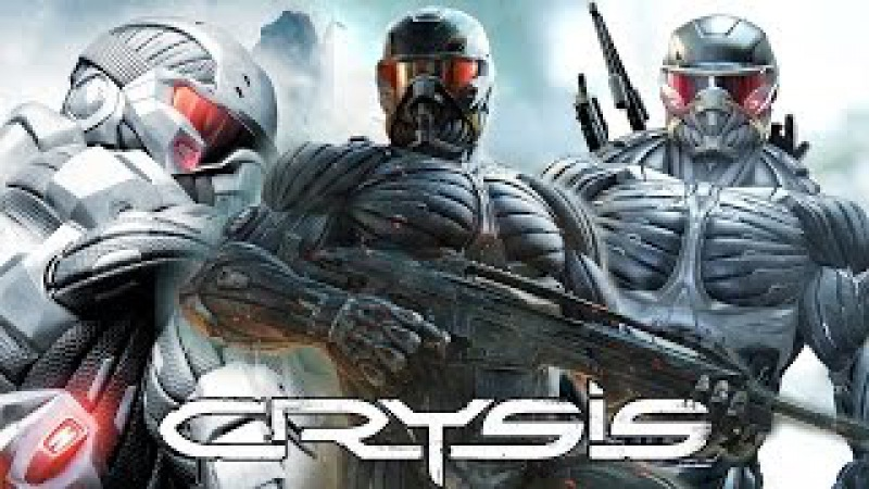 All Crysis Game Trailers 2007-2013
