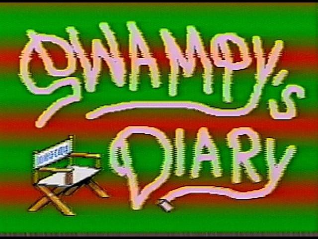 Swampy's Diary Vol. 5