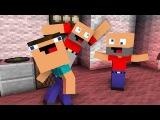 Night Dancers Life - Minecraft Animation (Noob Life Series)