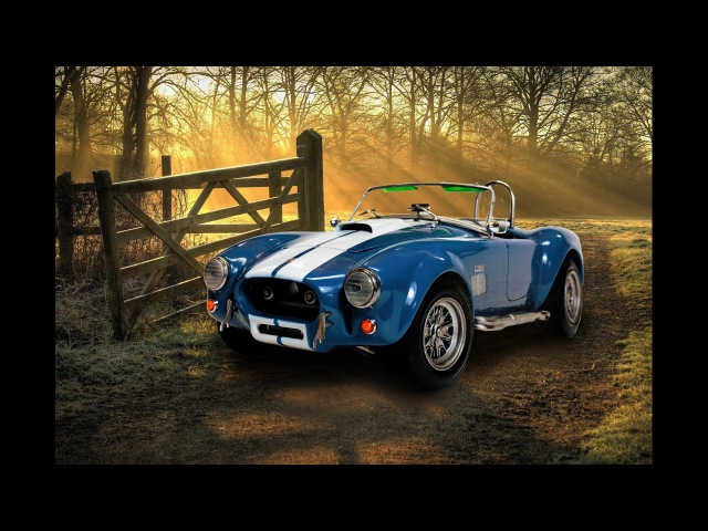 Shelby Cobra 427 S C Fujimi 1 24 Car Model