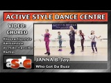 Janna B-Jay - Active Style - Who Got Da Buzz