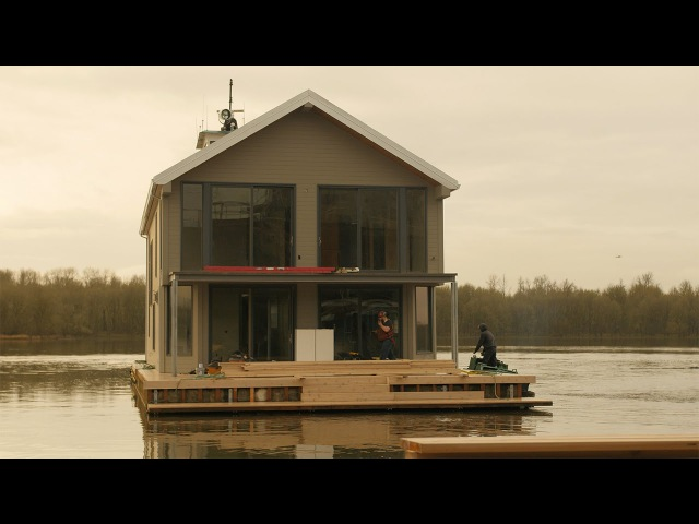 Супер ДОМ на ВОДЕ Floating Homes: Dreams Built on the Water – Home Makers – S1E2