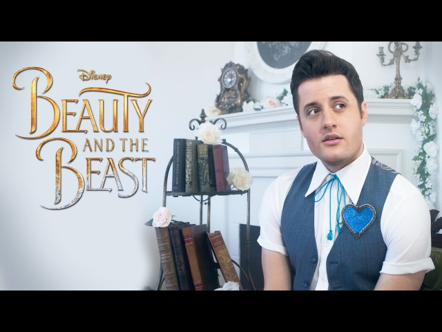 Disney's Beauty and the Beast Medley - How Does A Moment Last Forever - Evermore - Nick Pitera