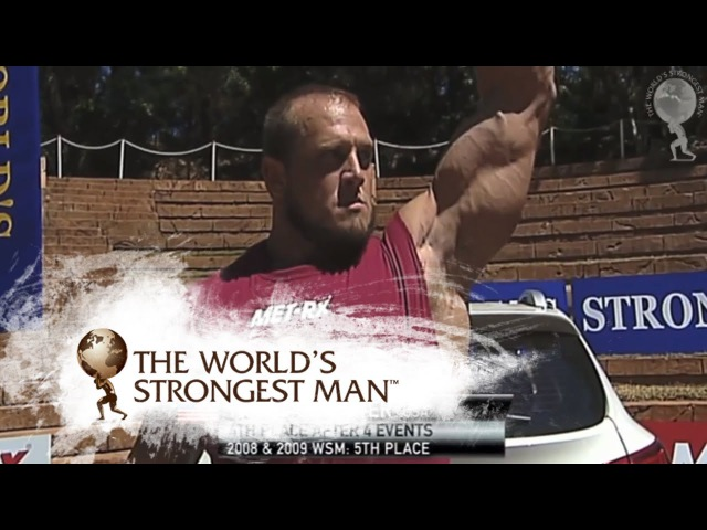 2010 Dead Lift: Ortmayer v Koklyaev | World's Strongest Man