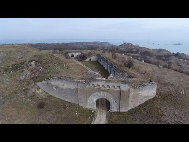Крымъ 4К: Крѣпость Керчь и ея фортъ Тотлебенъ