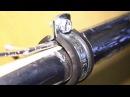Как проложить греющий кабель на трубу?