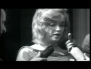 Marilyn Monroe - Interview after marriage to Miller