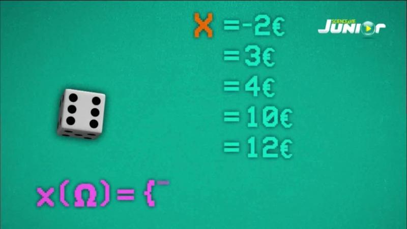 Mathema - Olasılık Yasaları (Mathema - Lois de probabilité)