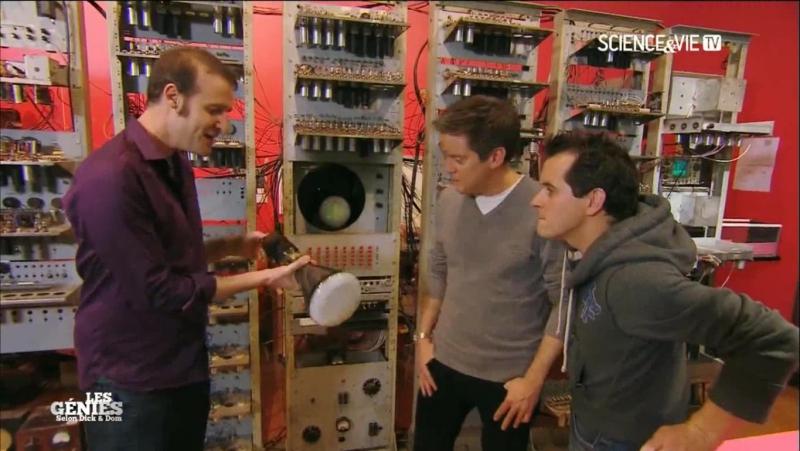 Dick ve Doom ile Dahiler Alan Turing'in Parlak Fikri L'idée géniale de Turing