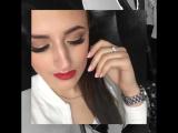 Hollywood glam makeup