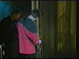 Сектор Газа - Туман (Юрий Клинских, Вадим Глухов, Игорь Аникеев) концерт в Томск