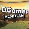 DGames Team - качественный контент для MCPE!