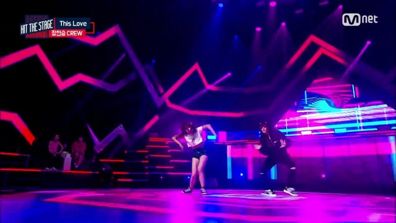 10.08.16 Hit The Stage - Выступление ХёнСына