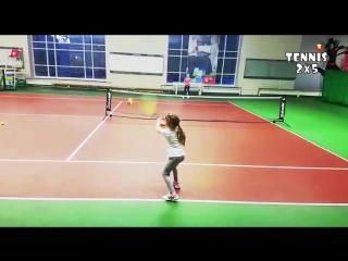 TENNIS 2X5