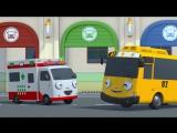 Пригоди Тайо українською | 1 сезон, 19 серія Френк та Еліс дивовижні