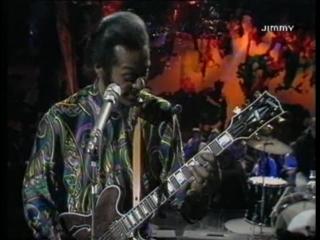 Chuck Berry -в ударе!