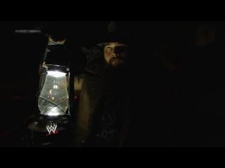 WrestleMania throwback: Check out Bray Wyatt's creepy WrestleMania 30 entrance