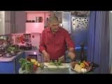Серж Маркович вкусно за 5 минут Рыба в фольге с овощами