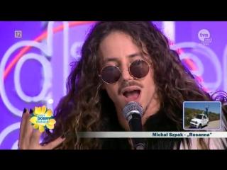 Michał Szpak - Rosanna - Деньдобрый 24/07/2016 Live (Михал Шпак)