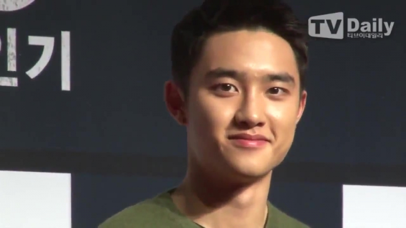 151014 EXO D.O only cut - Exclusives Beat the Devils Tattoo VIP Premiere