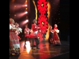 Надежда Бабкина на юбилейном концерте балета Аллы Духовой @Тодес