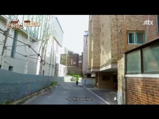 Let's Eat Dinner Together 170426 Episode 28 English Subtitles