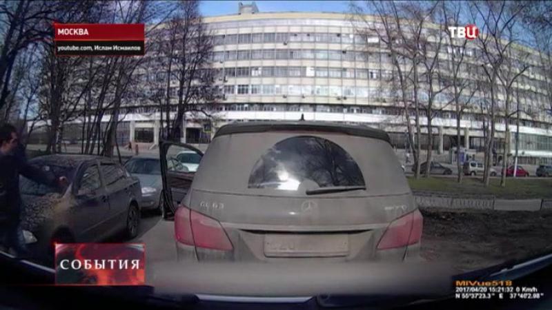 В Москве разыскивают помешавшего проезду детской неотложки водителя