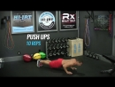 No Rest Strength Conditioning HI-JRT Workout - 4 Rounds