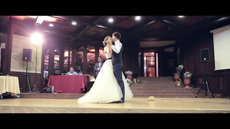 Свадебный танец Катя и Вова