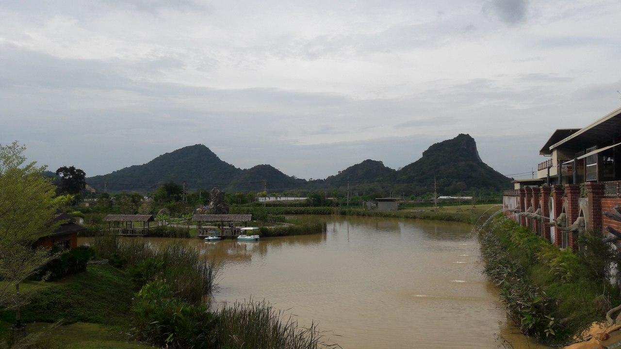 Холмы Таиланда